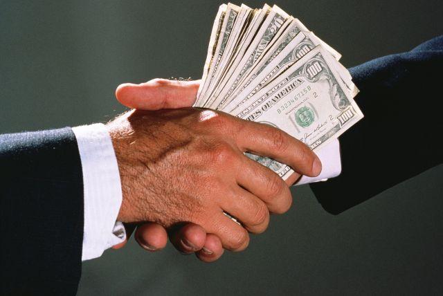 Сколько дают за взятку должностному лицу